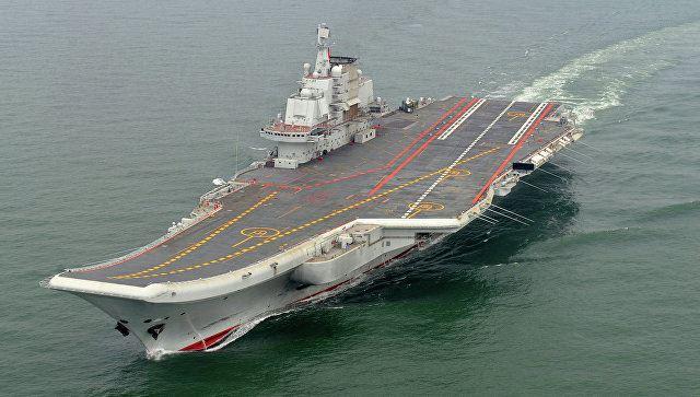 ჩინეთმა მესამე ავიამზიდის მშენებლობა დაიწყო