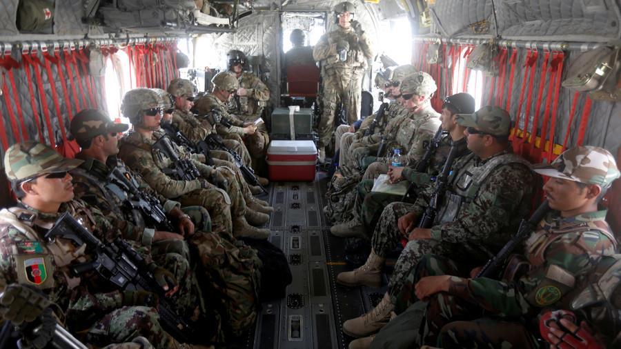 აშშ ავღანეთში კიდევ 1 000 ჯარისკაცს გაგზავნის
