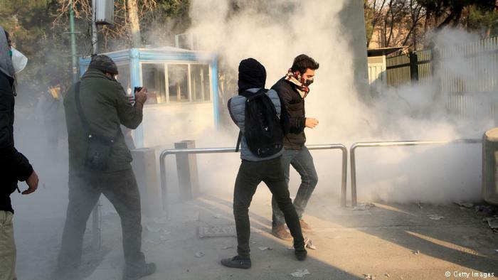 ირანის პარლამენტის თავმჯდომარე სამართალდამცველების მხრიდან შესაძლო ძალის გადამეტების ფაქტების შესწავლას ითხოვს