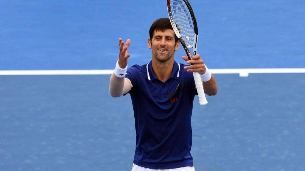 Новак Джокович - Рафаэль Надаль, Роджер Федерер и Ник Кирьос – фавориты Australian Open