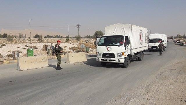 გაერომ სირია-იორდანიის საზღვარზე, დევნილების ბანაკში 5,7 ათასი ოჯახისთვის დახმარება შეიტანა