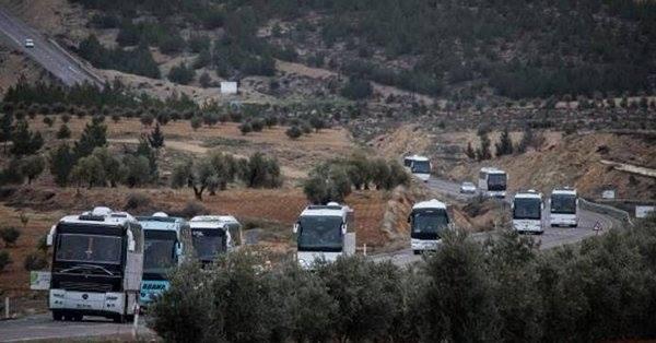 Члены «Свободной сирийской армии» вошли на территорию Сирии