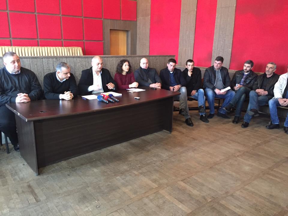 Сакребуло Тианети поддержало бюджет в третьем чтении