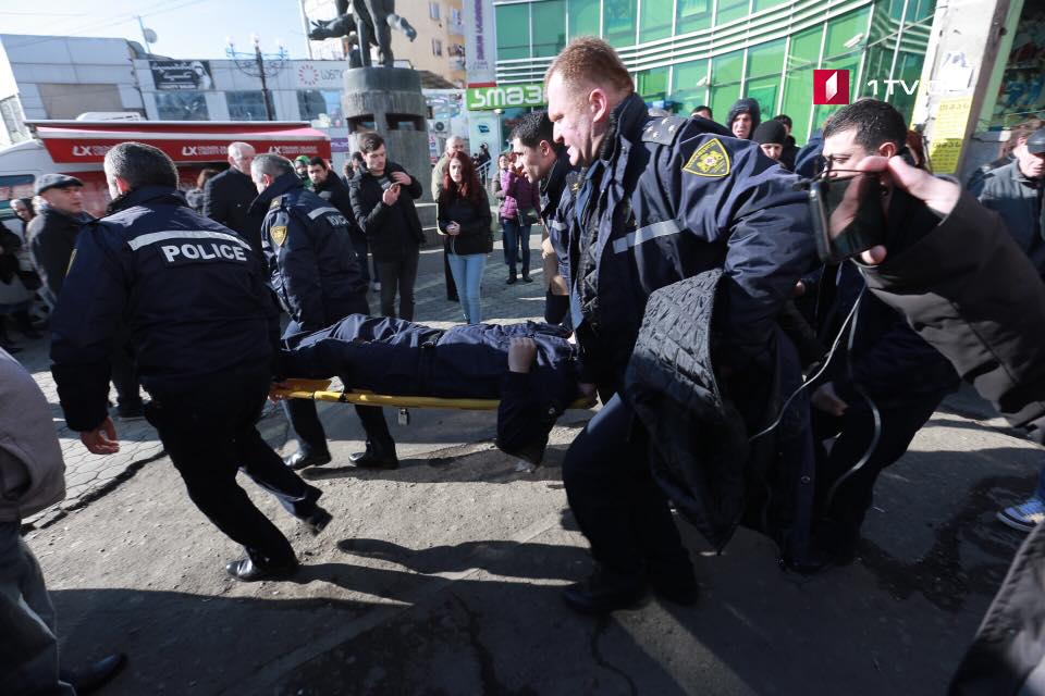 """მეტროსადგურ """"ვარკეთილში"""" დაშავებულ ორ ადამიანს ინგოროყვას კლინიკაში ოპერაცია ჩაუტარდება"""