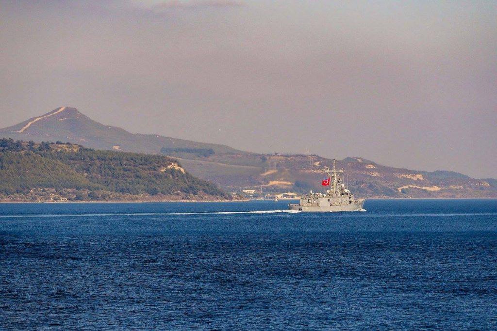 Բրիտանական թագավորական նավատորմի Duncan նավը մտել է Սև ծով