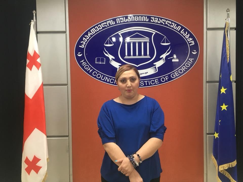 Нази Джанезашвили – Статистика нехватки женщин-судей на должностях не меняется уже несколько лет