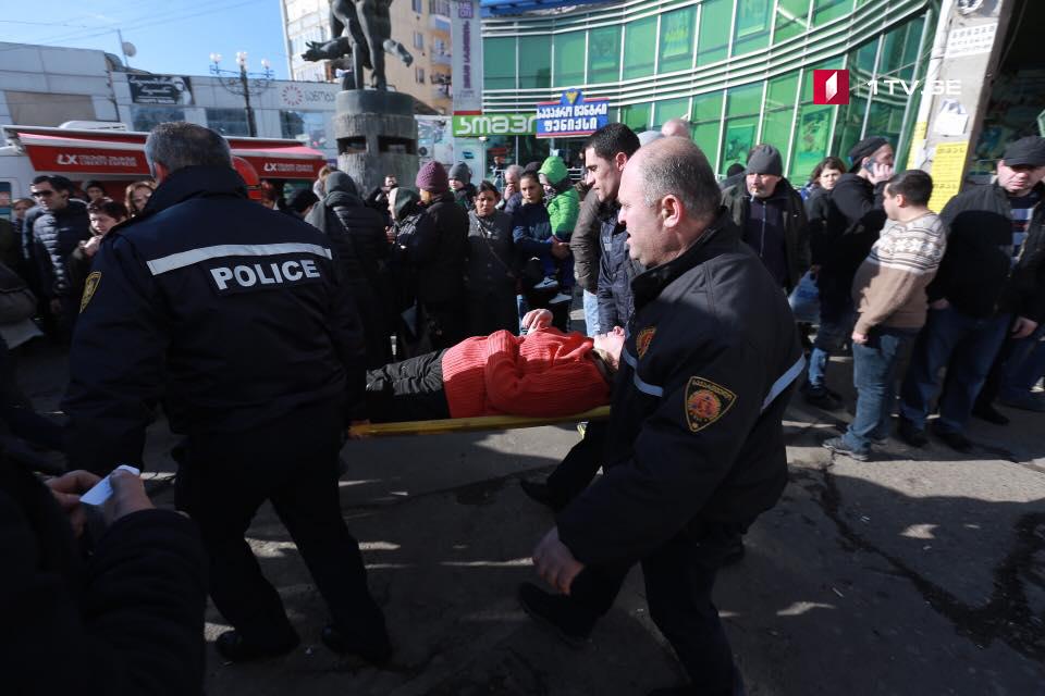 Пострадавшие в метро «Варкетили» остаются в стационаре под наблюдением врачей