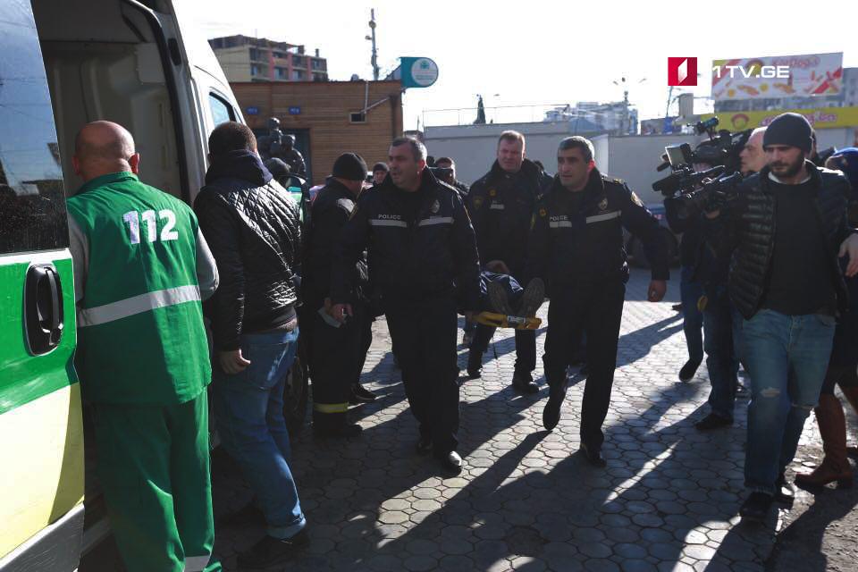 Состояние пострадавших в метро «Варкетили» стабильное