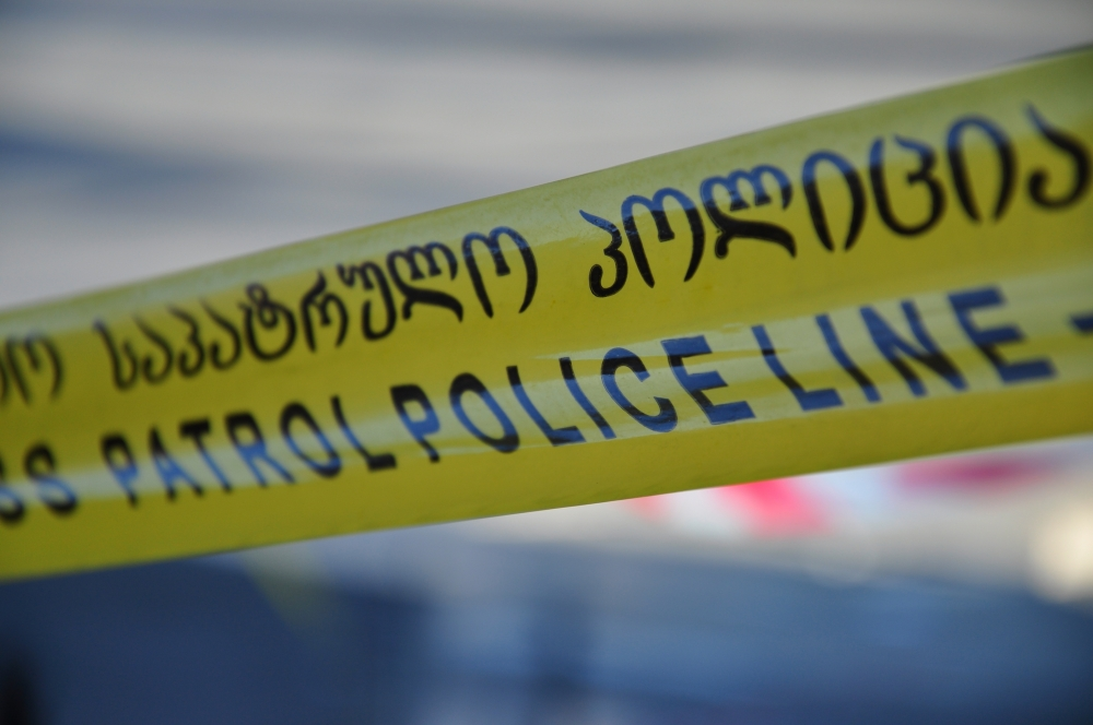 Driver of motorbike dies in road accident at Zestaphoni