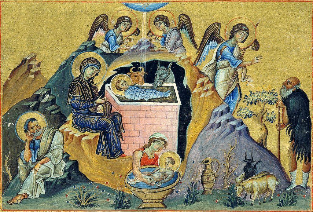 Orthodox Church celebrates Christmas on January 7