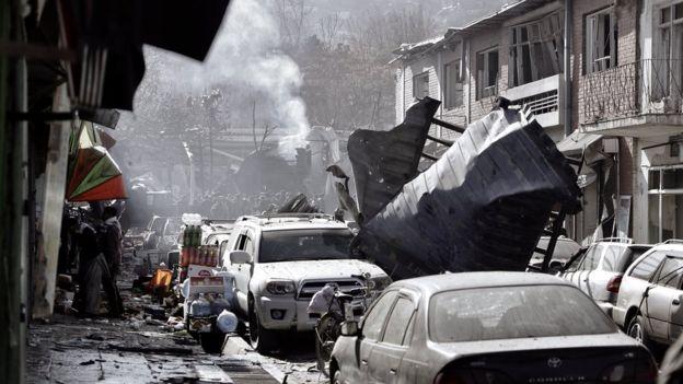 Քաբուլի ահաբեկչության զոհերի թիվը հասել է 95-ի