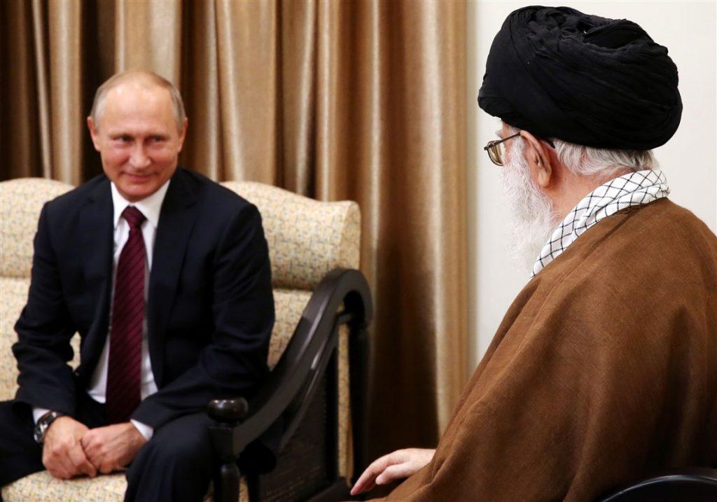 რუსეთი - ისლამური რევოლუციის გუშაგი?!