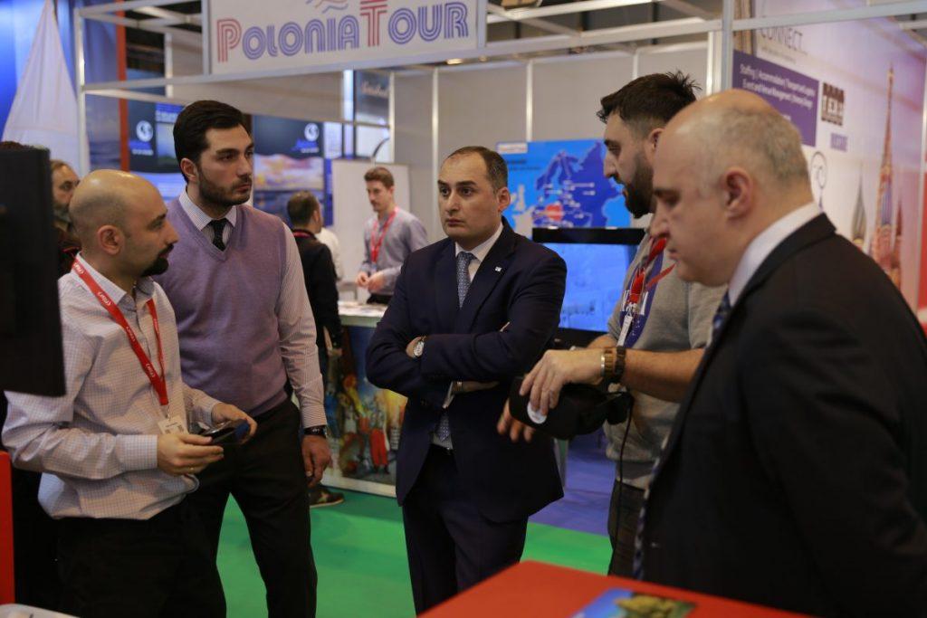 Дмитрий Кумсишвили – Стенды виртуальной реальности будут внедрены в туристических центрах Грузии