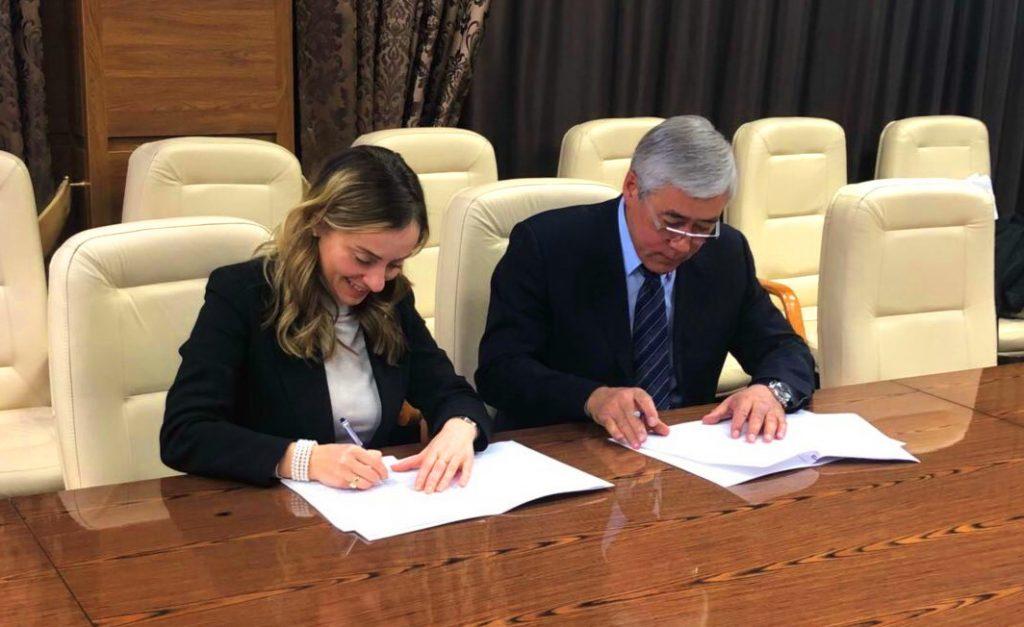«Анаклия Сити» стал партнером крупнейшей казахской экономической зоны
