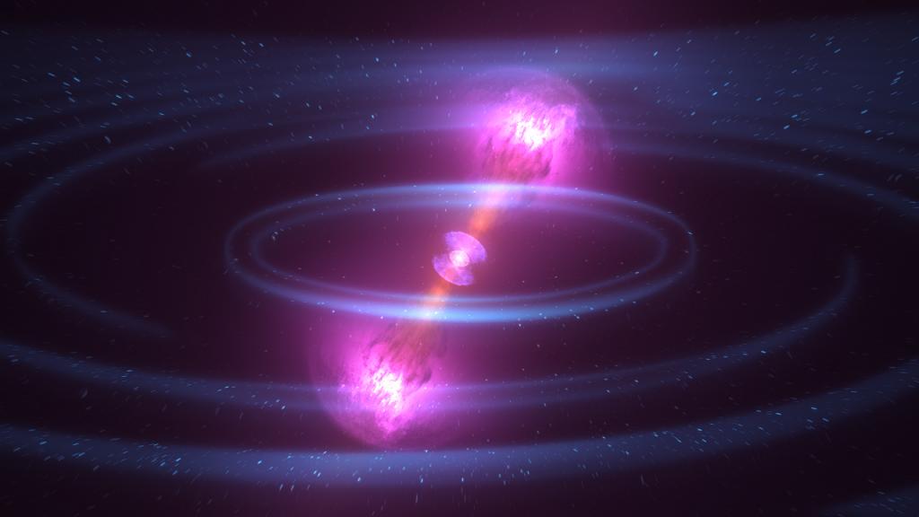 ნეიტრონულ ვარსკვლავთა შეჯახების შედეგები იმაზე გაცილებით იდუმალი აღმოჩნდა, ვიდრე ასტრონომები ფიქრობდნენ