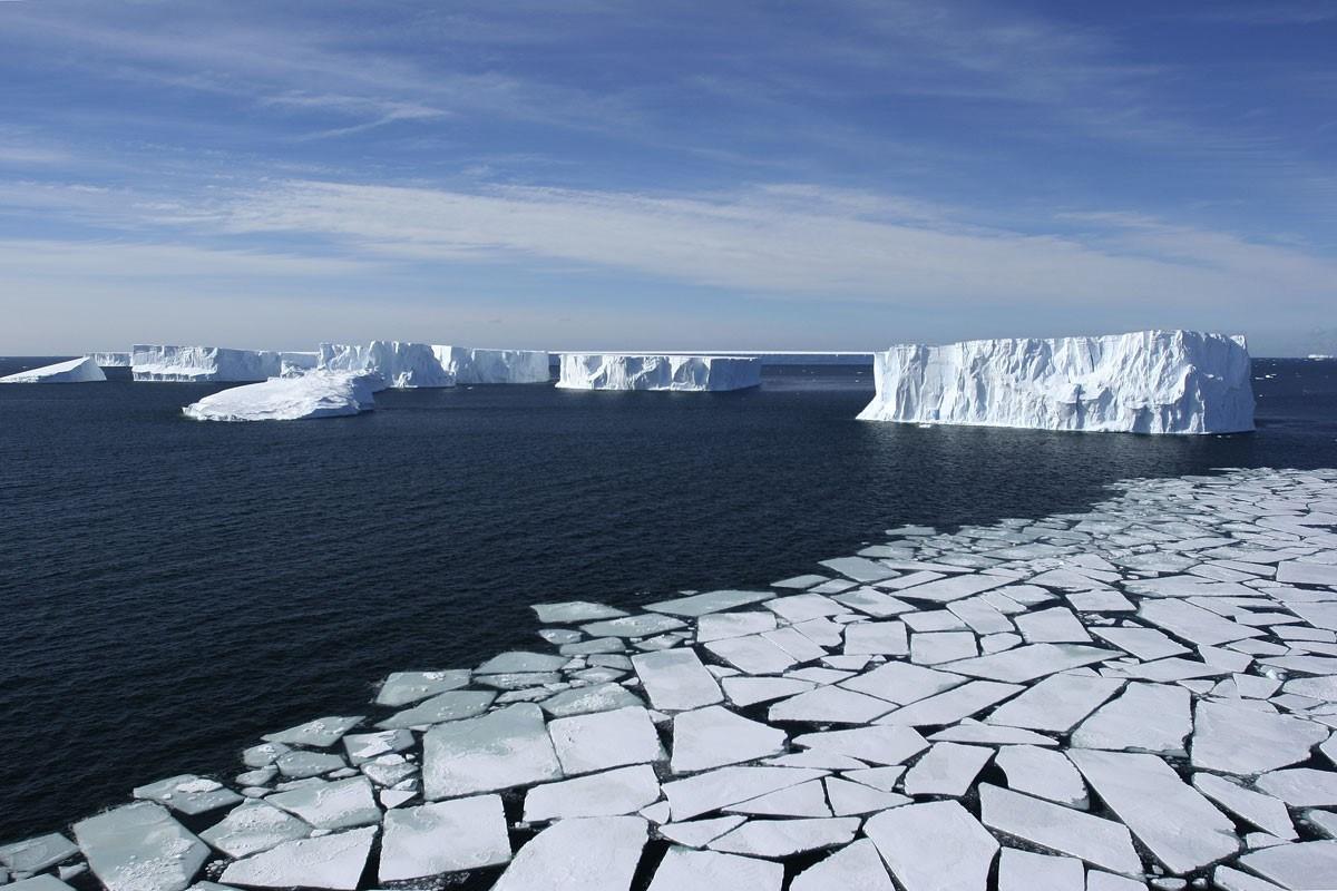 კლიმატის ცვლილება არქტიკაში იმდენად მკაცრია, რომ იცვლება წყლის ქიმიური შემადგენლობა