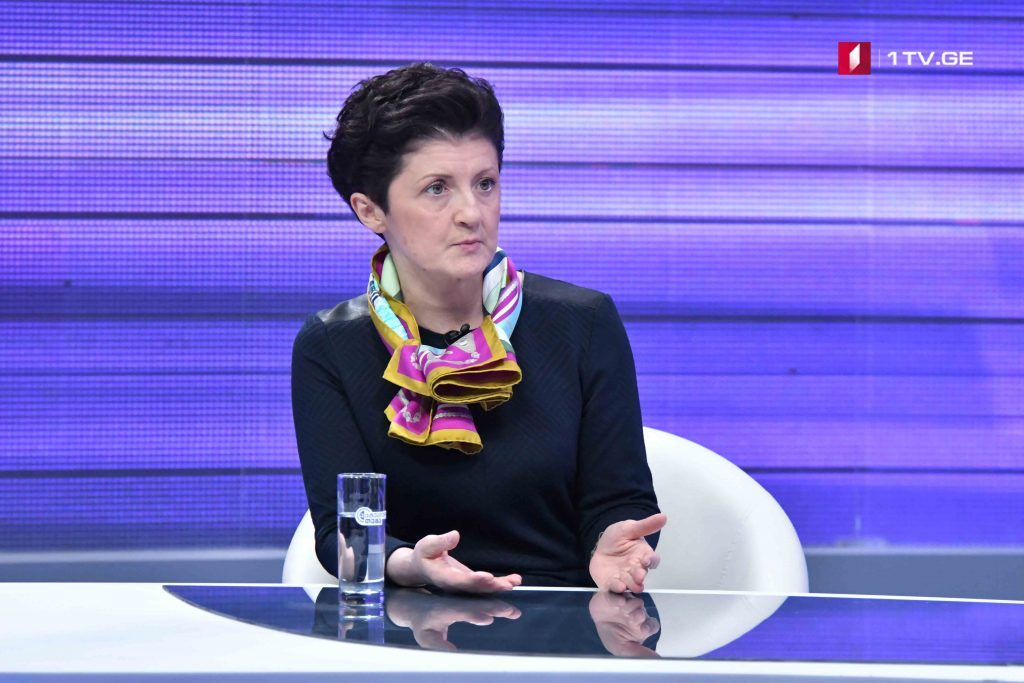 Tea Tsulukiani: Court's decision into Mikheil Saalashvili's case to be sent to Committee of Ministers in Strasbourg
