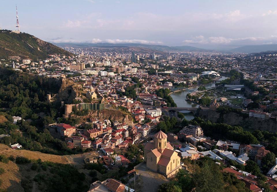 The Guardian назвал Тбилиси одним из лучших городов для проведения отпусков в 2018 году