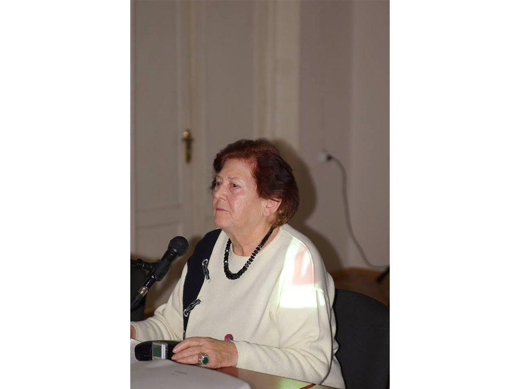 ელენე მეტრეველის დაბადების 100 წლისთავისადმი მიძღვნილი სამეცნიერო კონფერენცია [გადაცემა X]
