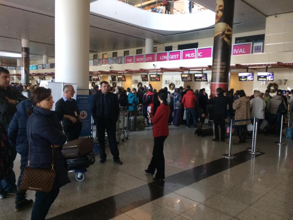 Four out of five delayed flights implemented