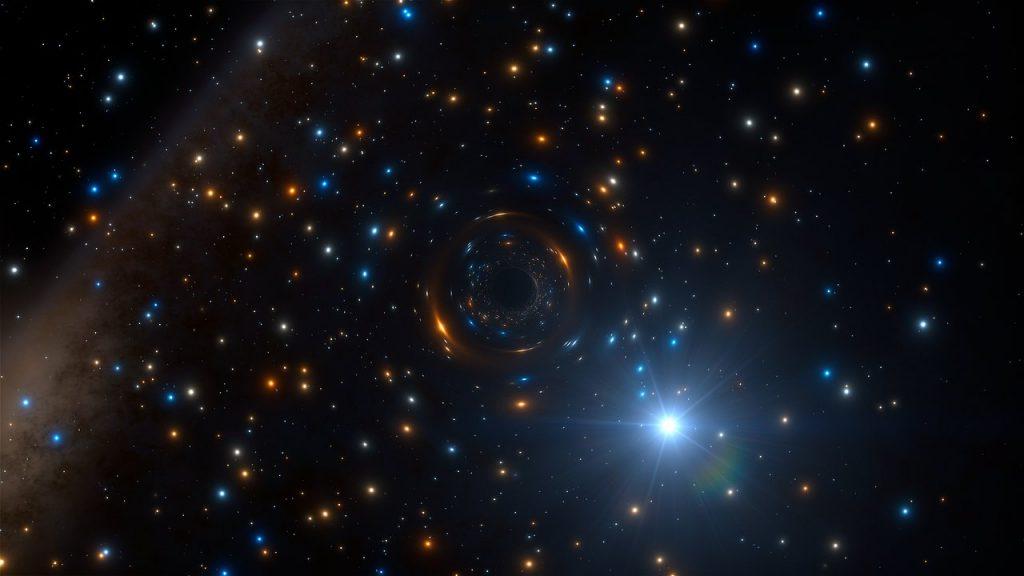 სფეროსებრ ვარსკვლავთგროვაში აღმოჩენილია მიძინებული შავი ხვრელი - პირველად ისტორიაში