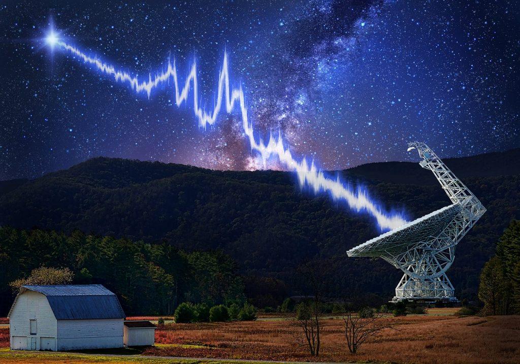 ასტრონომებმა იდუმალ კოსმოსურ რადიოსიგნალთა წყარო ბოლოსდაბოლოს იპოვეს
