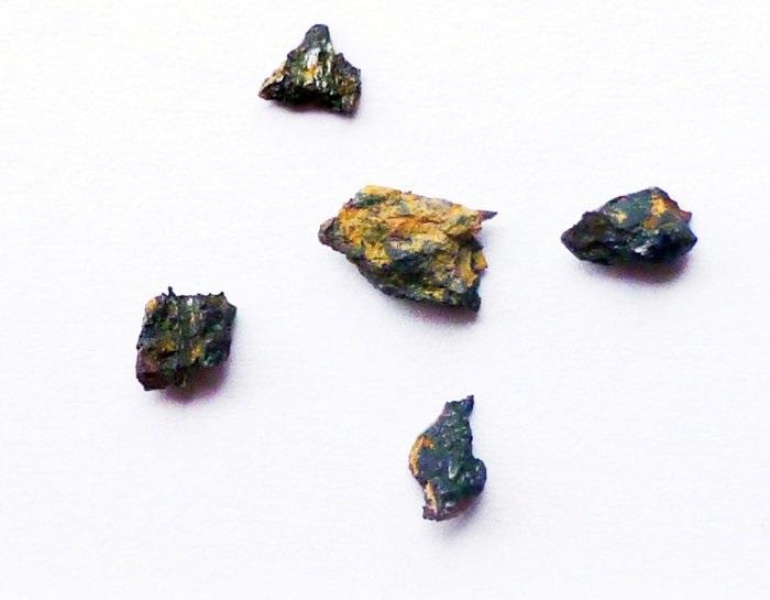 ეგვიპტეში ნაპოვნი არამიწიერი ქვა შეიცავს ნაერთებს, რომლებიც მზის სისტემაში არ გვხვდება