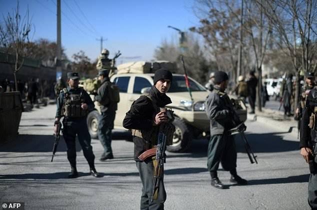 Քաբուլում ահաբեկչության հետևանքով զոհերի թիվը հասել է 20-ի