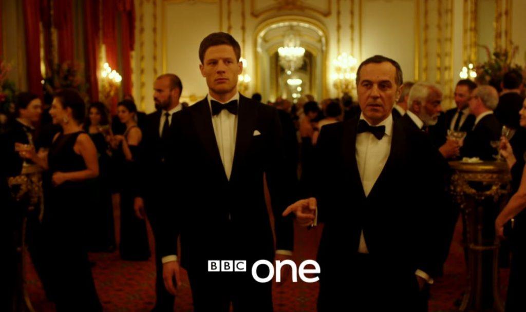 BBC-ის სერიალს, რომელშიც მერაბ ნინიძე თამაშობს, დიდ ბრიტანეთში რუსეთის საელჩო აკრიტიკებს