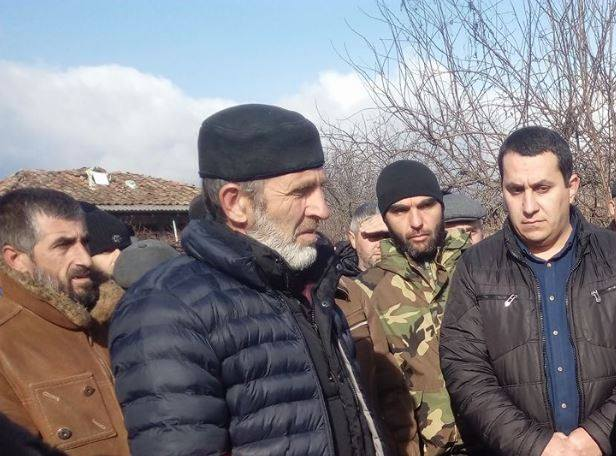 Малхаз Мачаликашвили – Пусть признают Темирлана невиновным и предоставят нам статус пострадавших