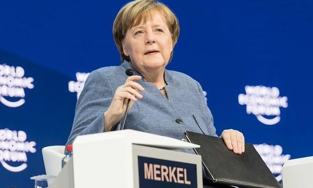 ანგელა მერკელი ევროპის საგარეო პოლიტიკაზე - უნდა ავიღოთ პასუხისმგებლობა საკუთარ თავზე