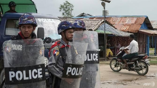 მიანმარში პოლიციასა და აქციის მონაწილეებს შორის შეტაკებების შედეგად, შვიდი ადამიანი დაიღუპა