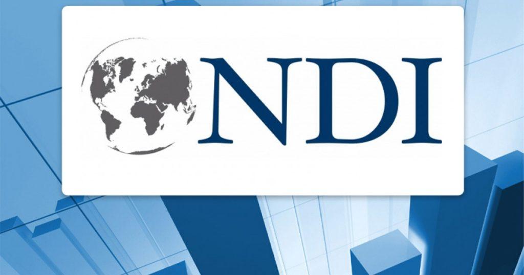 NDI-ის კვლევის თანახმად, გამოკითხულთა უმრავლესობამ არ იცის, ვინ არის პარლამენტში მისი მაჟორიტარი დეპუტატი