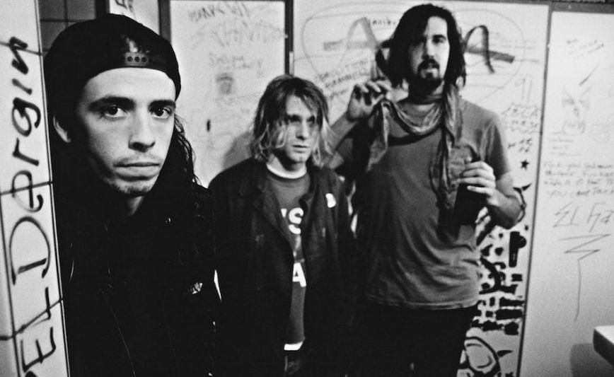 На YouTube опубликованы неизвестные записи группы Nirvana (Видео)