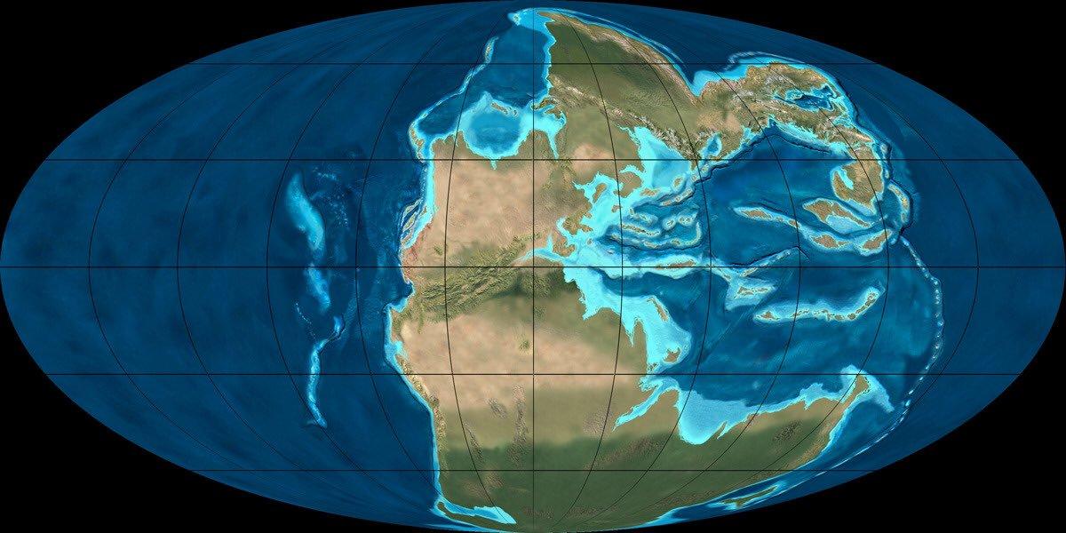 ავსტრალიის ჩრდილოეთ რეგიონი ერთ დროს ჩრდილოეთ ამერიკის ნაწილი იყო - ახალი კვლევა