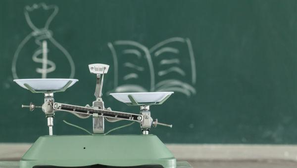 უმაღლესი განათლებისა და კვლევის დაფინანსების პრობლემა