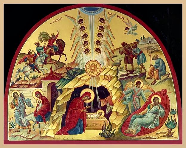 საქართველოს მართლმადიდებელი ეკლესია 7 იანვარს მაცხოვრის შობის ბრწყინვალე დღესასწაულს აღნიშნავს