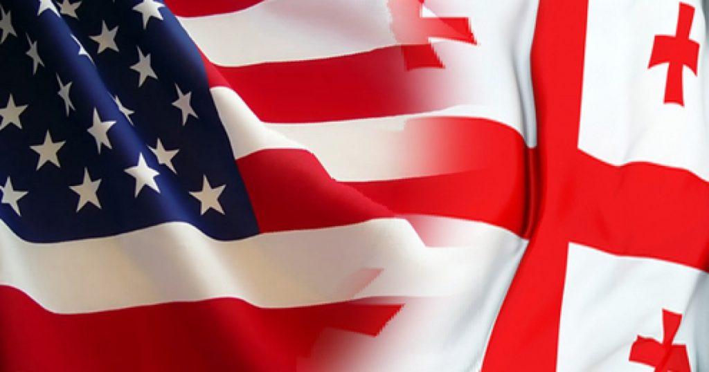 აშშ-ში საქართველოს საელჩო2017 წელს მთავრობებს შორის თანამშრომლობის შედეგებს აჯამებს