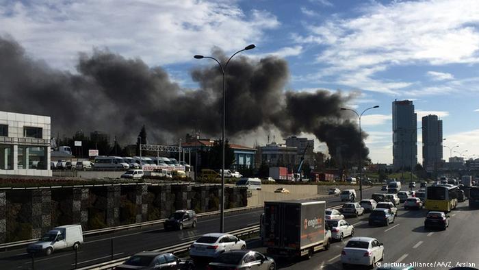 Трое сирийцев получили пожизненный срок за теракт в Стамбуле