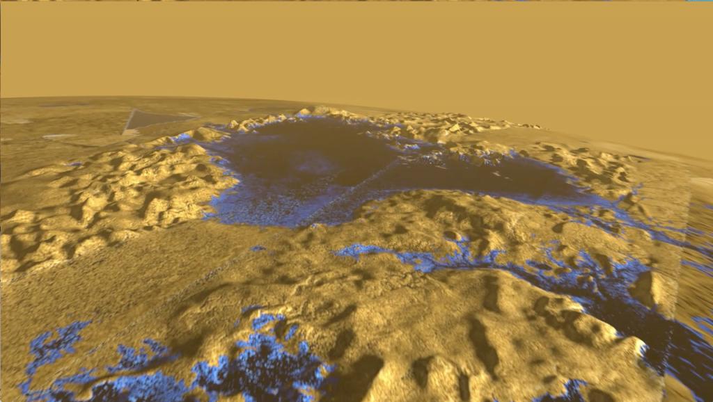 """სატურნის მთვარე ტიტანს """"ზღვის დონე"""" გააჩნია - კიდევ ერთი მსგავსება დედამიწასთან"""