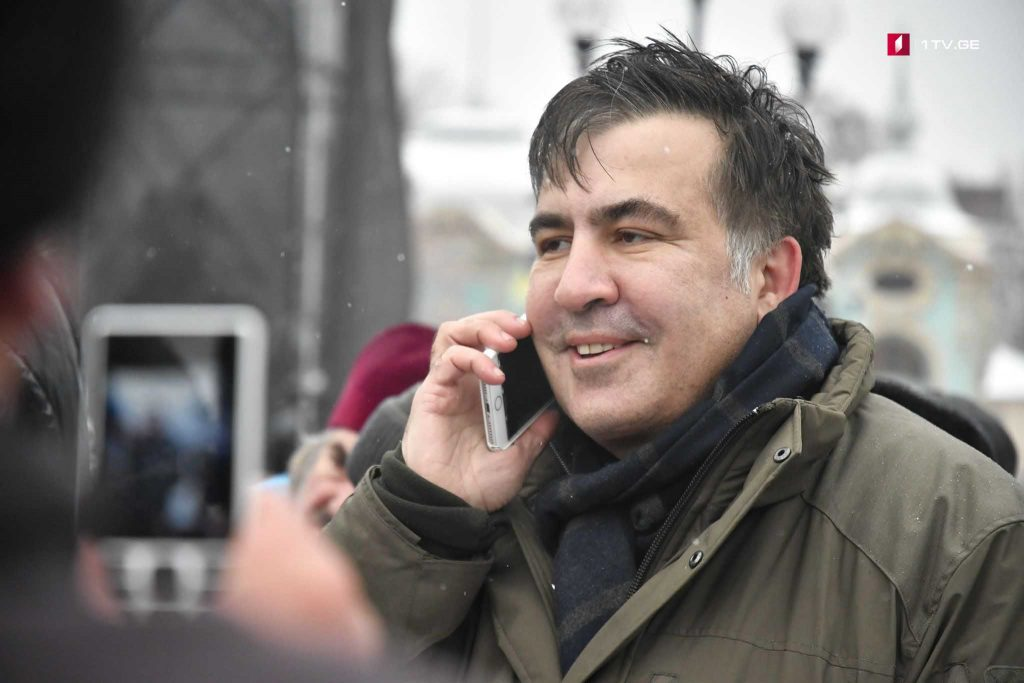 Polşa Sərhəd Xidməti təsdiq edir ki, Mixail Saakaşvilini Polşa ərazisinə buraxdı