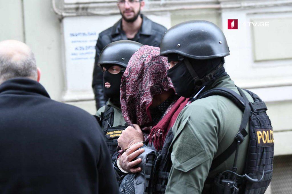 მკვლელობის მომზადების ბრალდებით დაკავებულ ირანის მოქალაქესაღკვეთის ღონისძიებად პატიმრობა მიესაჯა