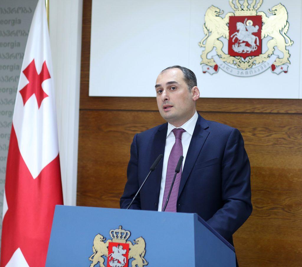 Дмитрий Кумсишвили - Авиационный рынок Грузии вырос в прошлом году