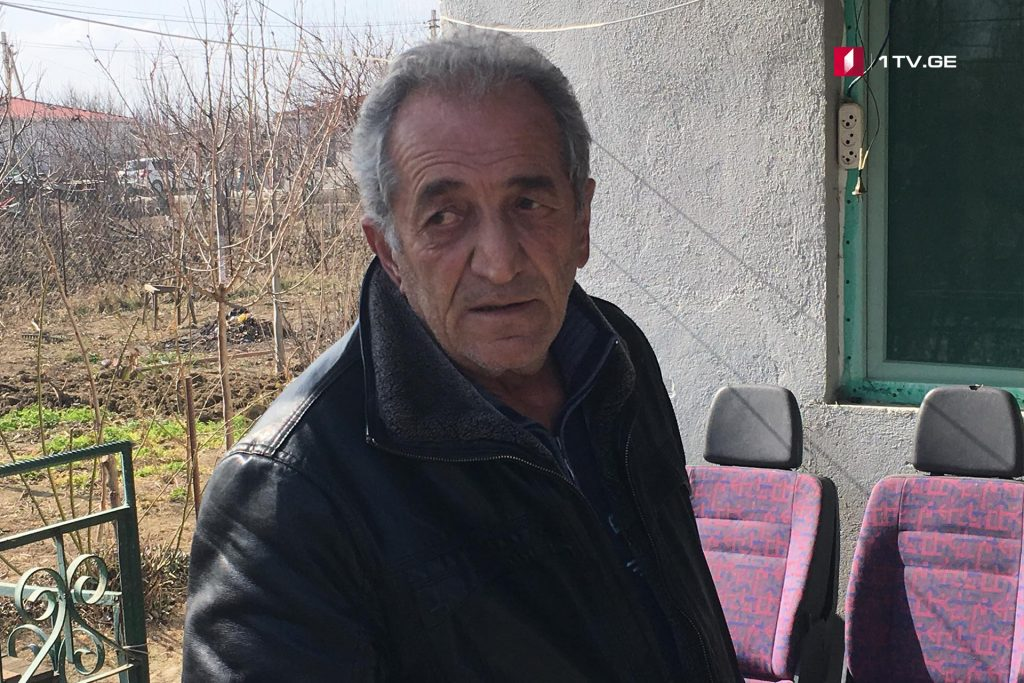 Archil Tatunashvili's father presumes that his son's body will not be repatriated today