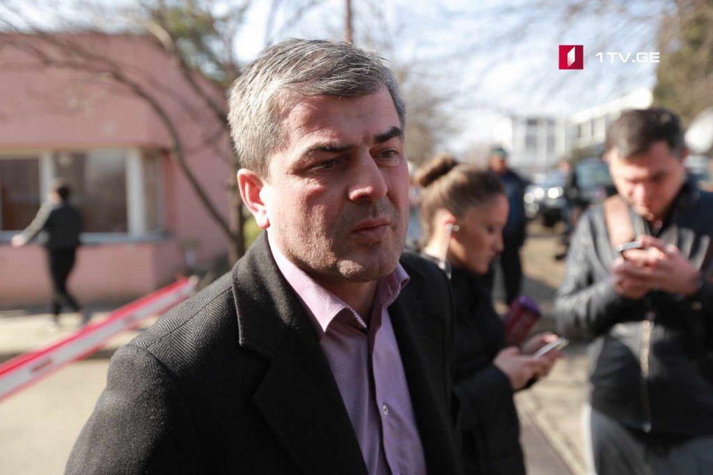 По словам близкого Додо Гугешашвили, состояние её здоровья стабильное