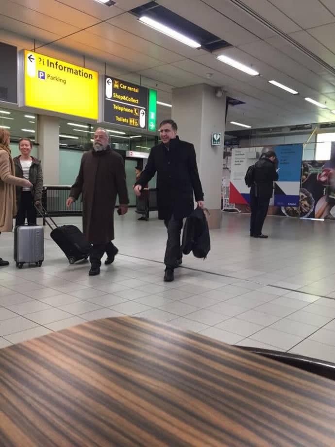 Адвокаты Саакашвили подали жалобу в ЕСПЧ на решение о его депортации из Украины