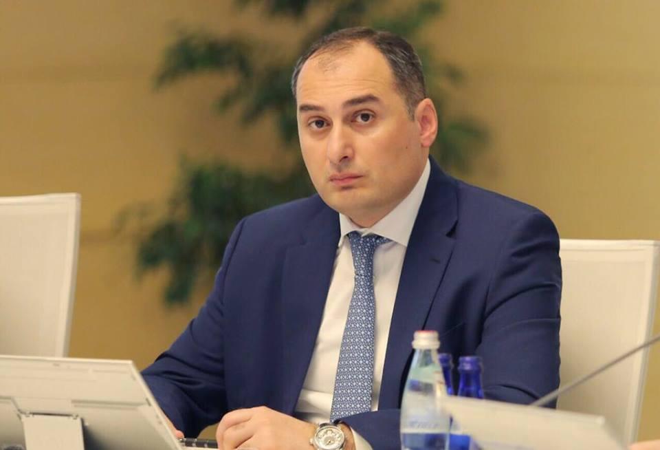 Дмитрий Кумсишвили – Количество визитеров в Грузии увеличивается с каждым месяцем