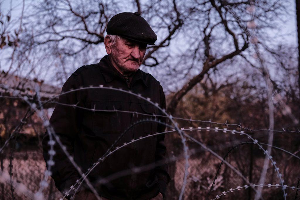 Նյու Յորք Թայմսի ֆոտոռեպորտաժը բռնազավթված տարածաշրջանից