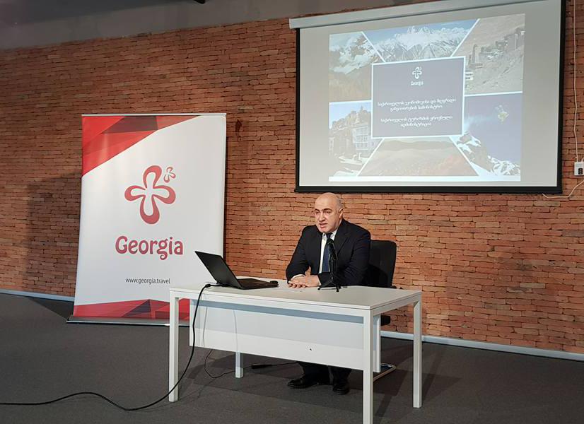 Георгий Чоговадзе – В Грузии сохраняется тенденция роста визитов и ЕС
