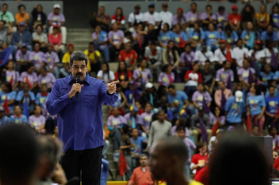 ვენესუელას საპრეზიდენტო არჩევნები 22 აპრილს ჩატარდება